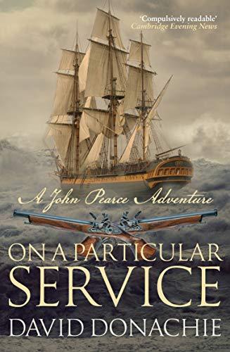 On A Particular Service By David Donachie