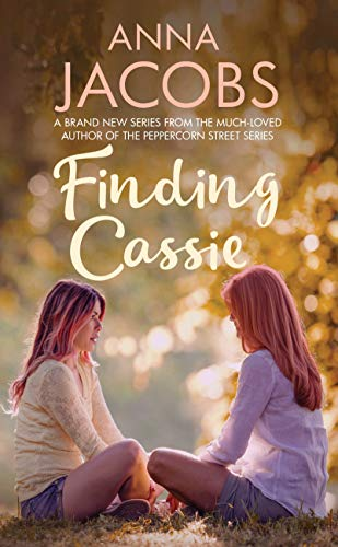 Finding Cassie By Anna Jacobs (Author)