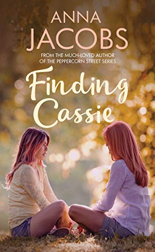 Finding Cassie By Anna Jacobs