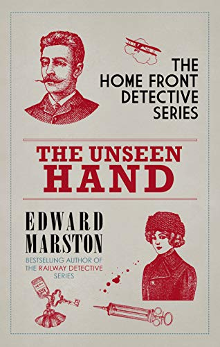 The Unseen Hand By Edward Marston