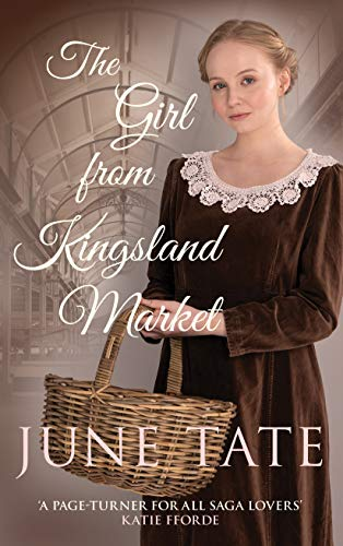 The Girl from Kingsland Market By June Tate (Author)