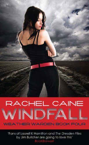 Windfall by Rachel Caine