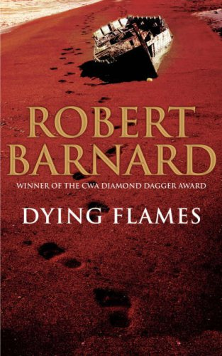 Dying Flames by Robert Barnard