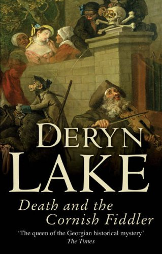 Death and the Cornish Fiddler By Deryn Lake
