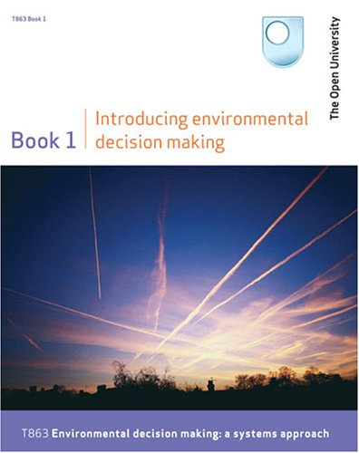 Introducing Environmental Decision Making By C. Blackmore