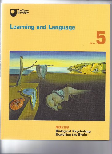 Learning and Language By Open University Course Team