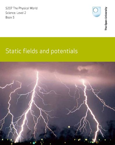 Static Fields and Potentials By J. Manners