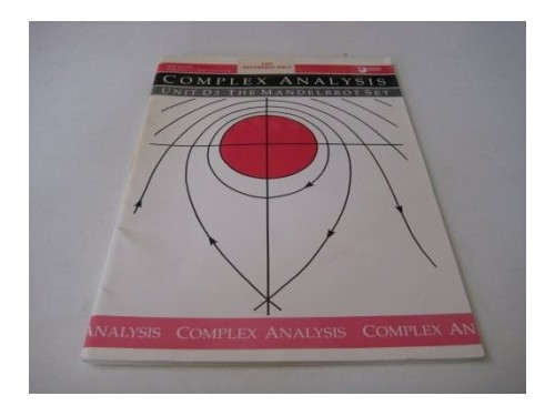 The Mandelbrot Set By Open University Course Team