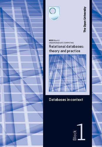 Databases in Context by Open University Course Team