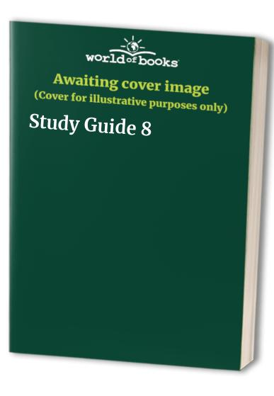 Study Guide 8 by