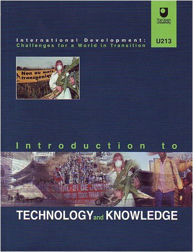 Introduction to Technology and Knowledge by T. Hewitt