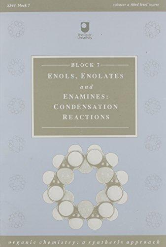 Enols, Enolates and Enamines: Condensation Reactions By Unknown