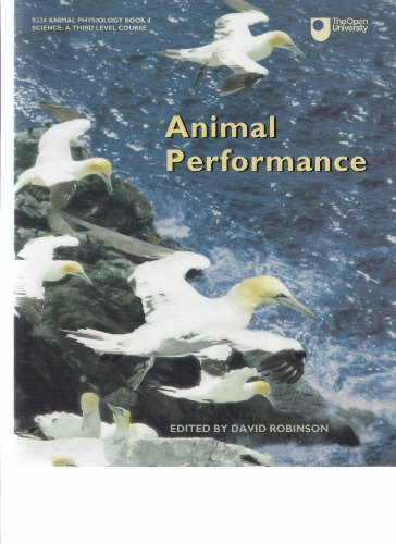 Animal Physiology By D. Robinson