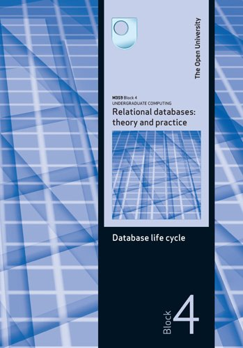 Relational databases: Theory and Practice by Open University Course Te Paperback