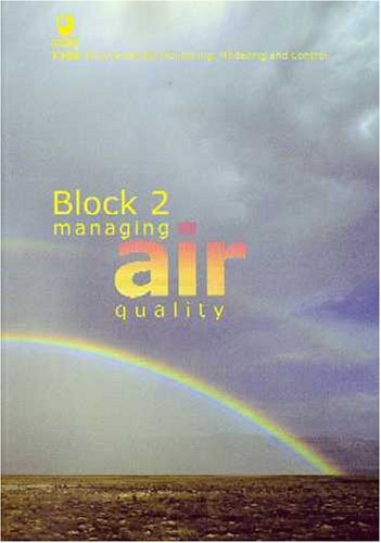 Managing Air Quality By OU Course Team