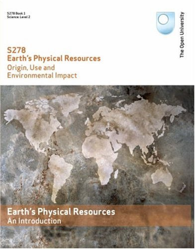 Earth's Physical Resources By P. Sheldon