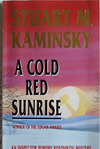 A Cold Red Sunrise By Stuart M. Kaminsky