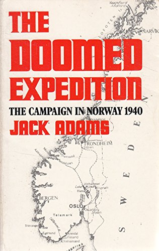 The Doomed Expedition By Jack Adams