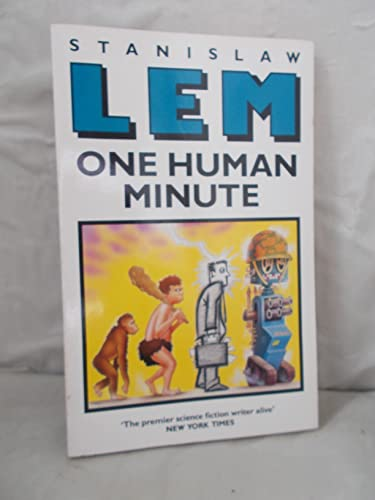 One Human Minute By Stanislaw Lem