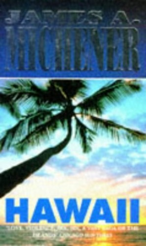 Hawaii by Michener, James A. Paperback Book The Cheap Fast Free Post