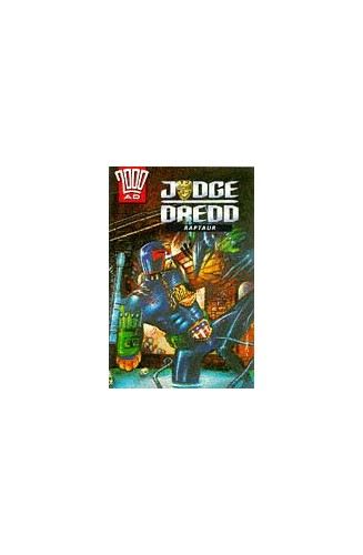 Raptaur Judge Dredd (2000 AD)