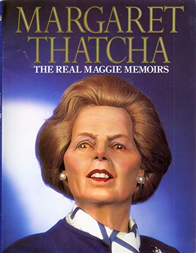Margaret Thatcha By Spitting Image