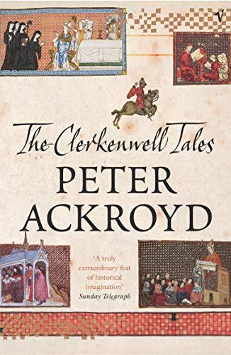 Clerkenwell Tales By Peter Ackroyd
