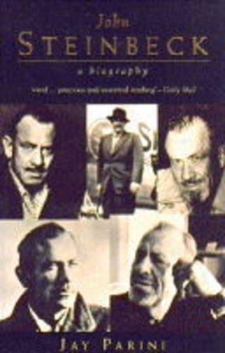 John Steinbeck By Jay Parini, Ph.D.