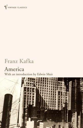 America by Franz Kafka