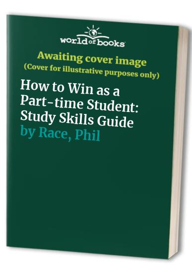 How to Win as a Part-time Student By Tom Bourner