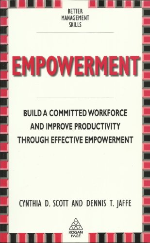Empowerment By Cynthia D. Scott