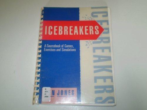 Icebreakers By Ken Jones