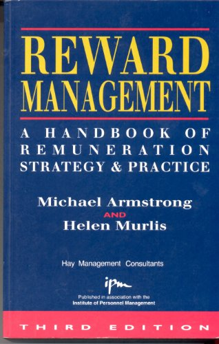 Reward Management By Michael Armstrong