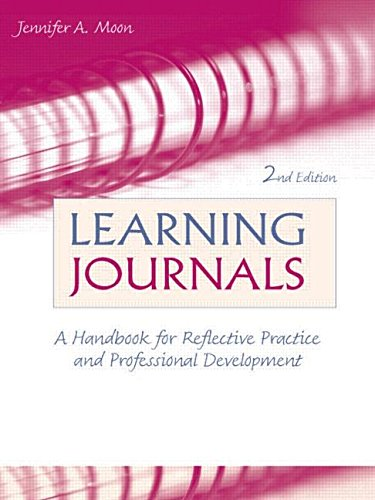 Learning Journals By Jennifer A. Moon
