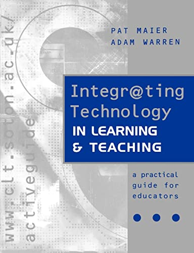 Integr@ting Technology in Learning and Teaching By Maier, Pat