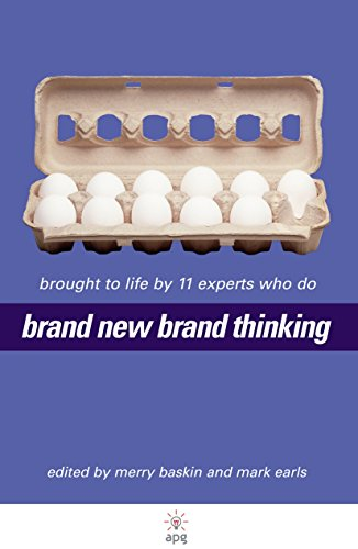 Brand New Brand Thinking By Account Planning Group
