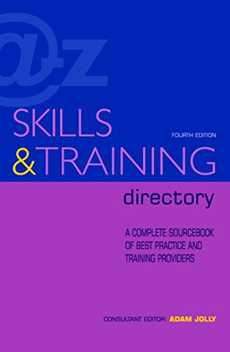 Skills and Training Directory By Adam Jolly