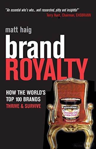 Brand Royalty By Matt Haig