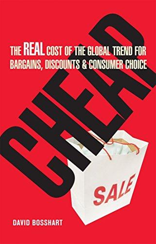 Cheap By David Bosshart