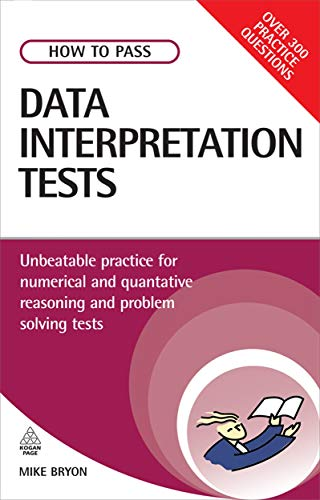 How To Pass Data Interpretation Tests By Mike Bryon
