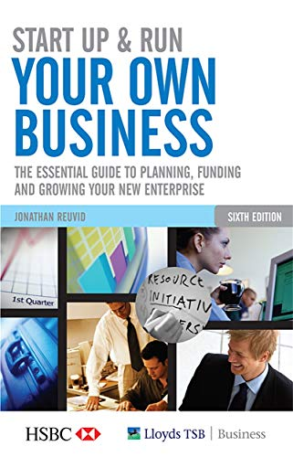 Start Up and Run Your Own Business By Roderick Millar