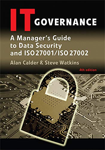 IT Governance By Alan Calder