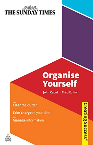 Organise Yourself By John Caunt