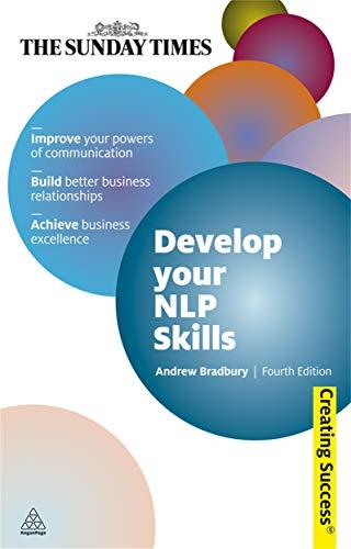Develop Your NLP Skills By Andrew Bradbury