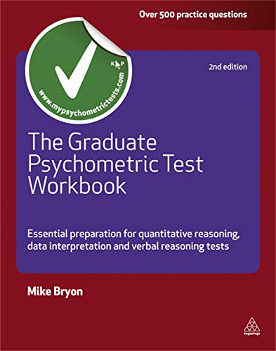 The Graduate Psychometric Test Workbook  Essential