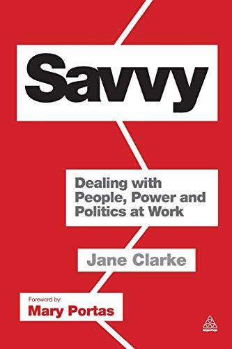 Savvy By Jane Clarke