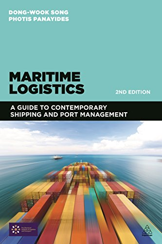Maritime Logistics By Edited by Dong-Wook Song