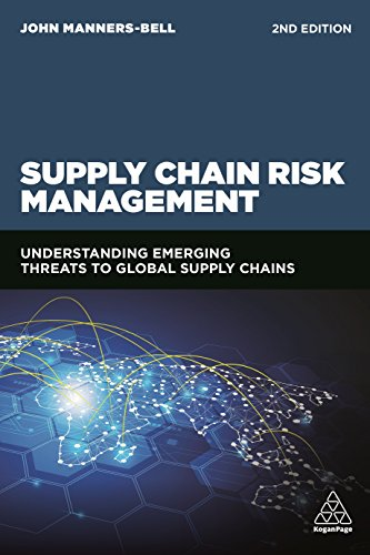 Supply Chain Risk Management By John Manners-Bell