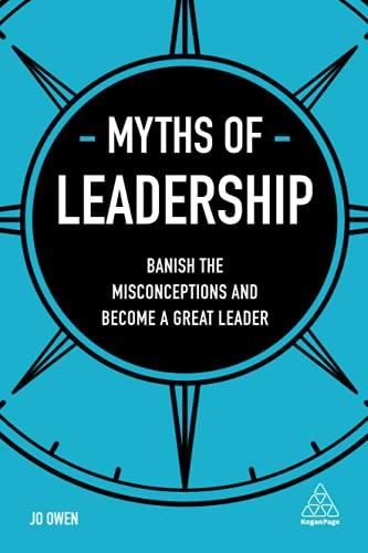 Myths of Leadership By Jo Owen