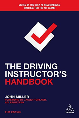 The Driving Instructor's Handbook By John Miller